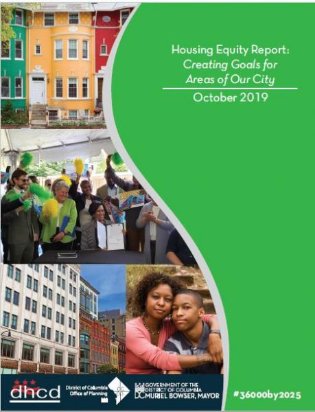 Housing Equity Report cover photo